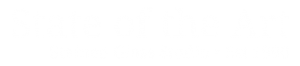 State of the Art Stained Glass Studio Logo