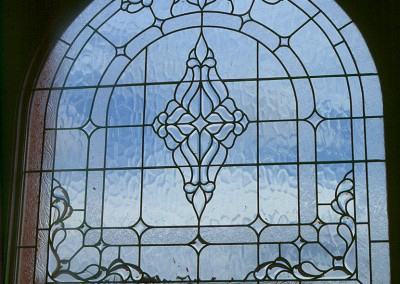 Residential Leaded Glass Window