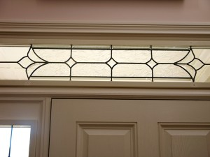 Side Panel by State of the Art Stained Glass Studio