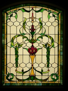 State of the Art Stained Glass Studio makes opalescent windows
